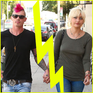 Paris Jackson & Boyfriend Michael Snoddy Break Up - Report