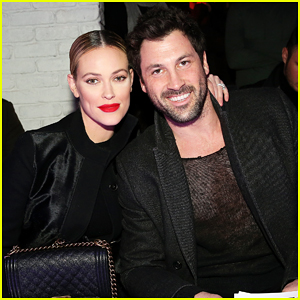 Peta Murgatroyd & Maksim Chmerkovskiy Treat Themselves To 'Parents Night Out'!