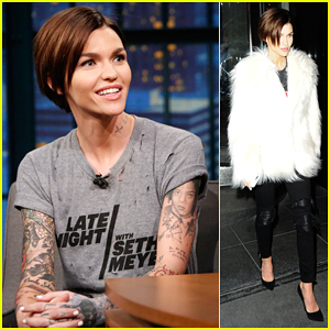 Ruby Rose Learned Sign Language For 'John Wick 2'!