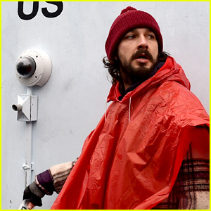 Shia LaBeouf's 'He Will Not Divide Us' Installation Shut Down