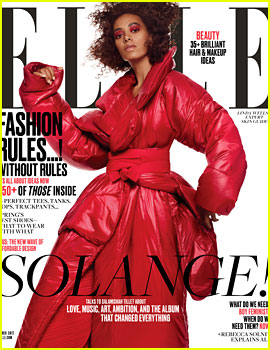 Solange Knowles Talks Raising Son Julez as a Teen in Idaho