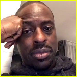 Sterling K. Brown Cries on Facebook Live After 'This Is Us' Loses a Cast Member