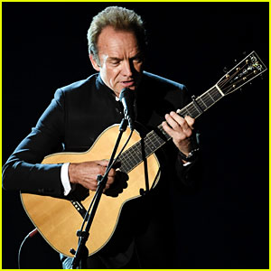 Sting's Oscars Performance Video 2017 - Watch Sting Sing 'The Empty Chair'