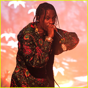 Travis Scott Falls Through Hole in Stage at Drake Concert (Video)