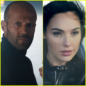 Wix.com Super Bowl 2017 Commercial: Jason Statham & Gal Gadot Destroy the Place