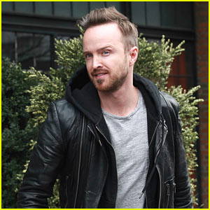 Aaron Paul Will Play Whiskey Icon Jack Daniel in Upcoming Drama Series (Report)