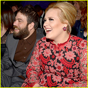 Adele Officially Confirms She Married Simon Konecki!