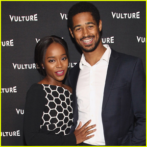 Are HTGAWM's Aja Naomi King & Alfred Enoch Dating?