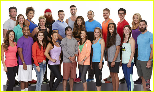 The Amazing Race 2017- Meet the 22 Contestants