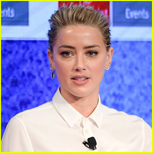 Amber Heard Talks About Coming Out as Bisexual in Hollywood