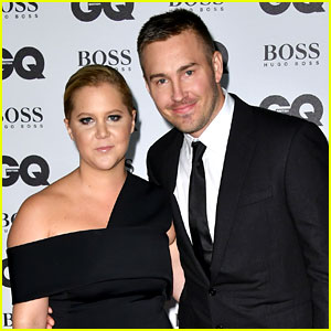 Amy Schumer Shares Awkward Oral Sex Story With Boyfriend Ben Hanisch