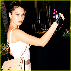 Bella Hadid Pulls Off Early April Fools Prank with Lyft!
