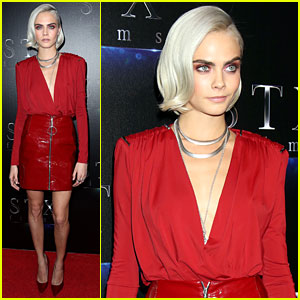 Cara Delevingne Is Shaving Her Head Soon - Here's Why!