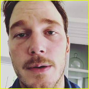 Chris Pratt Responds to Body Shamers Who Said He's Too Thin