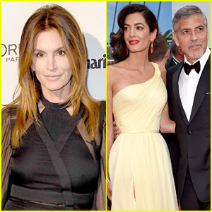 Cindy Crawford Reveals Hilarious Baby Gifts for George & Amal Clooney