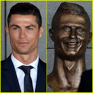 Cristiano Ronaldo Statue Looks Nothing Like Him & The Internet Is Freaking Out