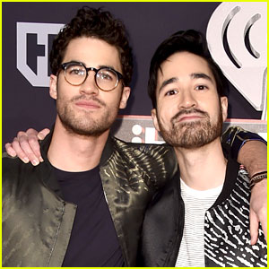 Darren Criss Drops New EP with His Computer Games Band!