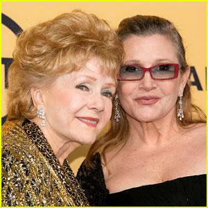 Debbie Reynolds & Carrie Fisher Memorial Live Stream Video