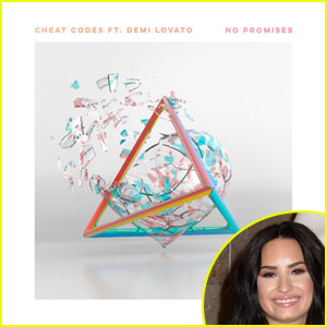 Demi Lovato Announces New Song 'No Promises' with Cheat Codes!