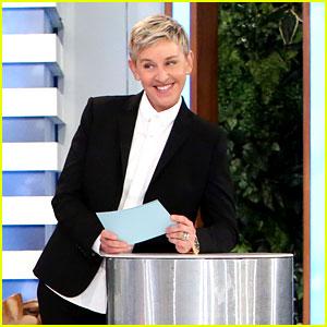 Ellen DeGeneres to Host New Game Show for NBC!