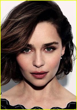 Emilia Clarke Is Dolce&Gabbana's New Face of 'The One'