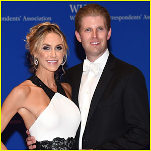 Eric Trump Expecting First Child with Wife Lara