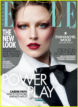 Evan Rachel Wood Opens Up About Her Son & Breaking Up With Los Angeles
