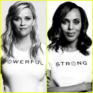 Reese Witherspoon, Kerry Washington, & More Stars Come Together to Encourage Women to Embrace Ambition!