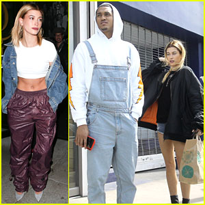 Hailey Baldwin Tells People To 'Worry About Yourself'