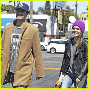 Hayden Christensen & Rachel Bilson Make Rare Appearance Together
