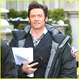 Hugh Jackman Once Dressed as Wolverine For Halloween!