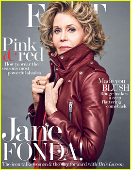 Jane Fonda Bravely Reveals She Was Raped, Sexually Abused as a Child