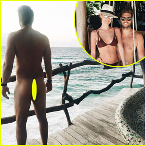 Quarterback Jay Cutler's Bare Butt Exposed on Instagram By Wife Kristin Cavallari!