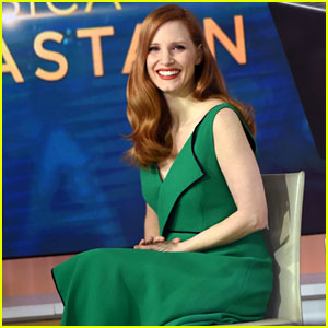 Jessica Chastain to Be Honored at Variety's Power of Women