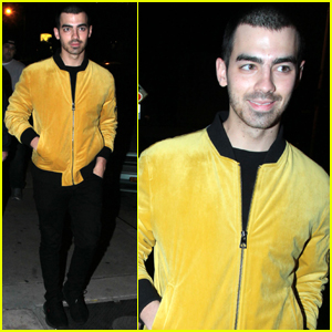 Joe Jonas Had to Move Out of a Haunted House!