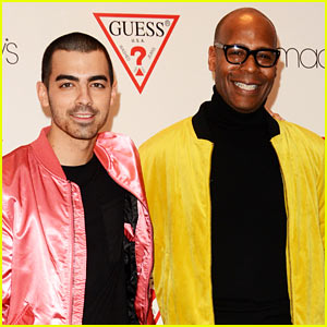 Joe Jonas Launches New Guess Men's Underwear Line 'Hero'