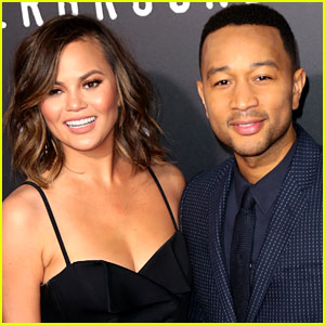John Legend Has Super Sweet Response to Chrissy Teigen's Essay on Postpartum Depression