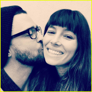 Justin Timberlake Pens Sweet Note For Jessica Biel's Birthday