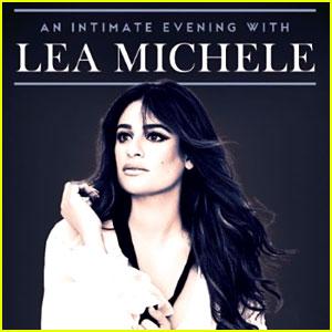 Lea Michele Announces More 'Intimate Evening' Concert Dates!
