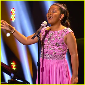 This 12-Year-Old 'Little Big Shots' Singer Will Blow You Away with Sia's 'Chandelier' - Watch Now!