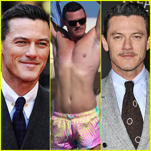 Here Are Luke Evans' Hottest Photos in One Place!