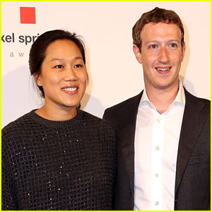 Facebook's Mark Zuckerberg & Priscilla Chan Are Expecting Second Child!