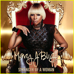 Mary J. Blige Announces Album Release Date, Cover Art!