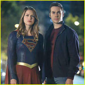 Supergirl's Melissa Benoist & Chris Wood Are Dating in Real Life!