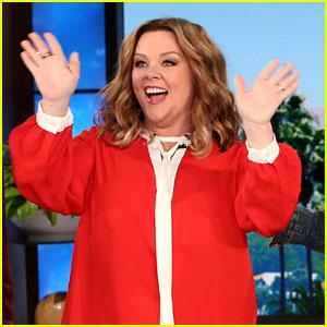 Melissa McCarthy Tells Ellen How She Became SNL's Spicer