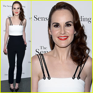 Michelle Dockery Gives Us Hope for 'Downton Abbey' Movie!