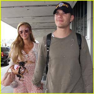 Paris Hilton Thinks Boyfriend Chris Zylka Is The One!