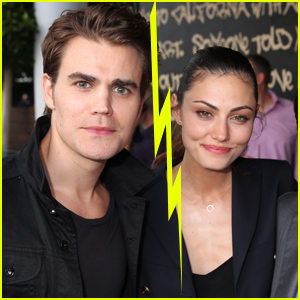 Paul Wesley & Phoebe Tonkin Split After Four Years of Dating