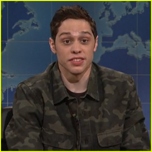 Pete Davidson Returns to 'SNL' After Getting Sober