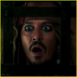 'Pirates of the Caribbean 5' Trailer Promises an Action-Packed Film - Watch Now!